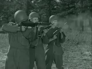 Watch free video Automatic Weapons American vs German