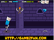 Adventure Time Dungeons game