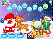 Cute Christmas Reindeer game