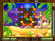Juega al juego gratis Treasures of Aladdin