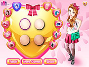 Lovely Valentine's Girl game