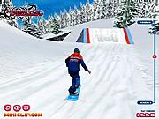 เล่นเกมฟรี Freestyle Snowboard