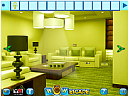 Wow Office Lounge Escape لعبة
