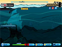 Submarine Wars game