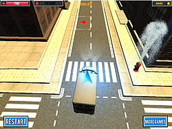 Park it 3D: Ambulance game