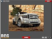 Ford Car Jigsaw