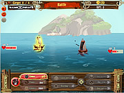 Juega al juego gratis Caribbean Admiral