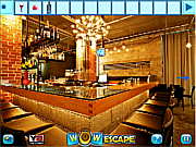 Juega al juego gratis Wow Bar Room Escape