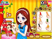 Dress Girl's Doll Hair