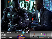 Batman Hidden Objects game