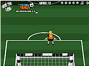 Juega al juego gratis Goalkeeper Training