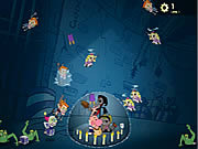 Juega al juego gratis The Fright Before Christmas