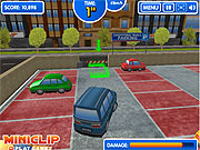 Shopping Mall Parking เกม
