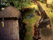 Jack The Giant Slayer game