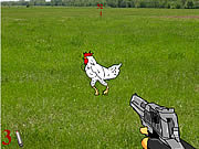 Cock Shooter game