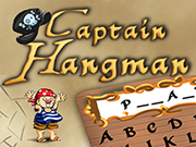 Captain Hangman game