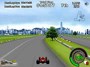 Ho-pin Tung Racer game