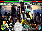 Mechzilla Arena game