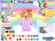 Care Bears Dress Up لعبة