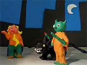 Light Tricks! Lenzie Animationsشاهد مقطع فيديو مجاني