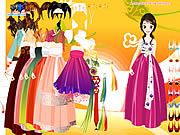 Play Asian Dressup 2 game