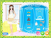 Romantic Dinner Dressup game