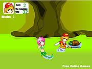 Mermaid Rescue game
