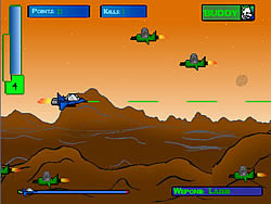 Buddy in Space game