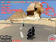 3D Motorbike Racer game