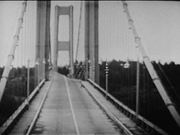 Watch free video Tacoma Narrows Bridge Collapse