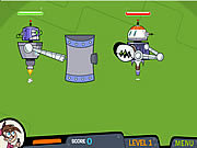 Juega al juego gratis Battle of the Futurebots