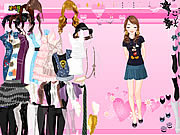Summer Fashion Dressup game