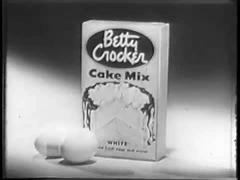Mira dibujos animados gratis Betty Crocker (1951)