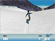 Snow Boarder XS game