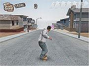 玩免费游戏 Street Sesh 2 - Downhill Jam