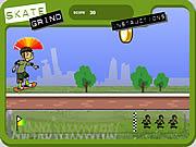 Juega al juego gratis Skate Grind