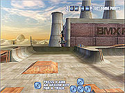 BMX Freestyle game