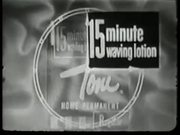 Watch free video Toni Spincurlers (1954)