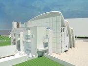 Mira dibujos animados gratis Richard Meier Jubilee Church