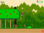 Super Mario Vetorial World game