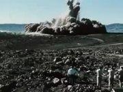 Watch free video Big Underground Explosion 02
