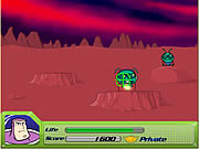 Space Ranger: Buzz Lightyear's Galactic Shootout game