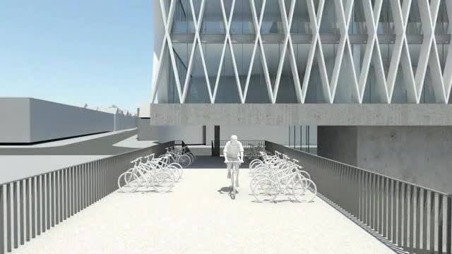 Watch free video Arthesis University Antwerpen