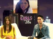 Mira dibujos animados gratis The Girls of 28A - Celebrity Talk