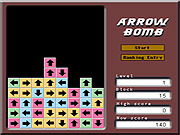 Arrow Bomb game