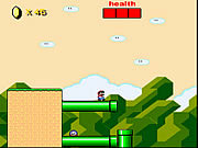 New Super Mario World game