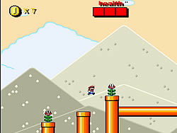 New Super Mario World 2 game