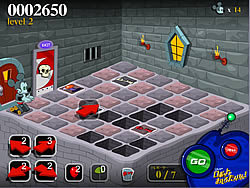 Mickey Mouse Castle game