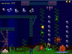 Mad Pac Underwater game