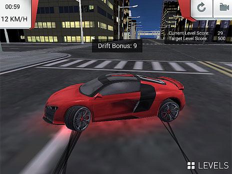 Drift Challenge game